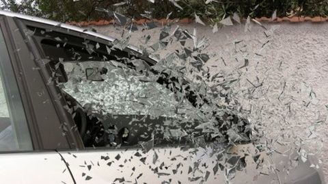 11 accidents but don't blame the cars!