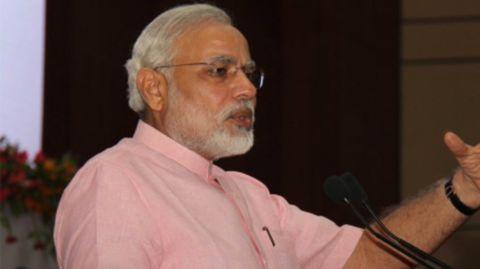 Modi calls for a day for Yoga