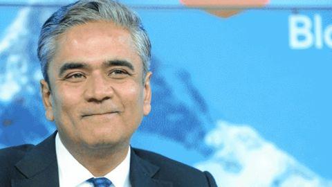 Why is Anshu Jain stepping down?