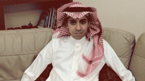 Badawi arrested for insulting Islam