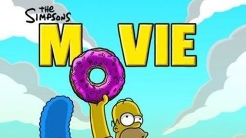 Simpsons Movie breaks box-office records!