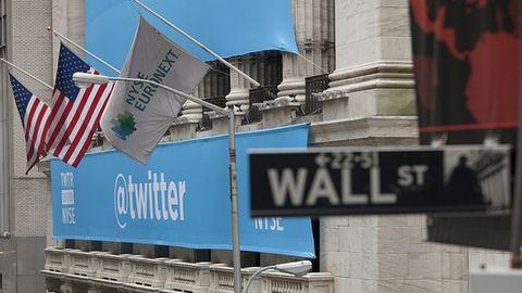 Twitter goes public