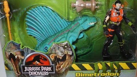 Jurassic merchandise beats Batman at the sales game