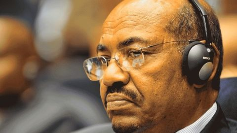 Sudanese president indicted