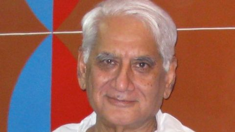 India's greatest architect, Charles Correa, passes away