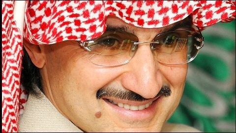 Saudi Prince to donate entire fortune to charity