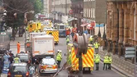 Britain shaken up by volley of terrorist attacks