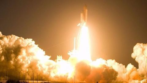 India launches its heaviest commercial space mission