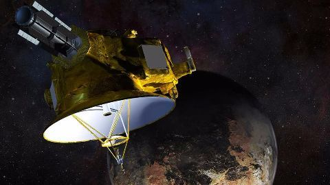 New Horizons probe sends new pictures of Pluto