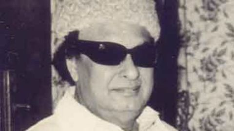 MGR's sickness changes Tamil Nadu politics