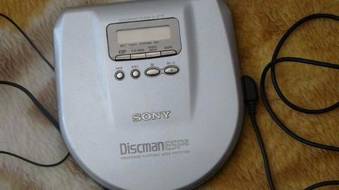 Sony takes another step forward with Discman