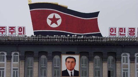 North Korea - constantly defying the UN
