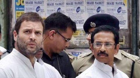 Rahul Gandhi accuses PM Modi,Rahul Gandhi accuses PM Modi of corruption