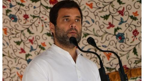 Modi received kickbacks from Sahara: Rahul Gandhi