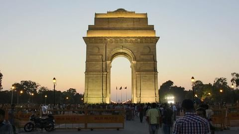 The city with a character- Delhi!