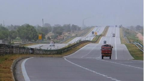 149 people died on Yamuna Expressway in 2015