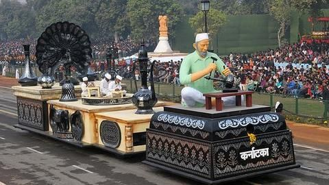 Delhiites to witness a Delhi tableau at Rajpath this year