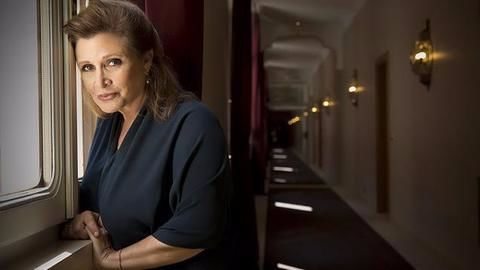 Carrie Fisher,who is Carrie Fisher,Carrie Fisher life