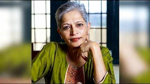 Gauri Lankesh Murder: Reward for those providing clues