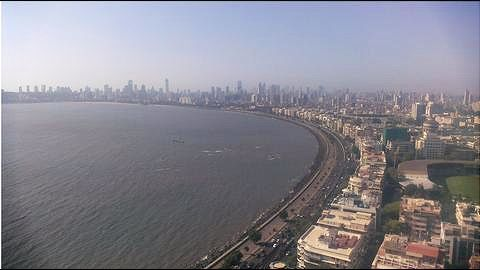"""Nomination of Marine Drive as """"World Heritage Site"""""""