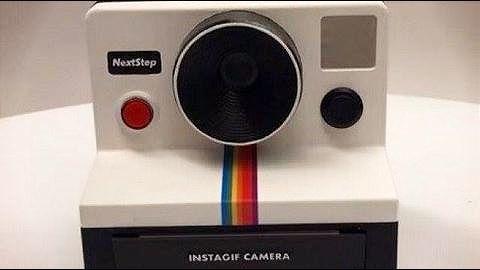 Instagif Kamera Polaroid Yang Bisa Mencetak Gambar GIF