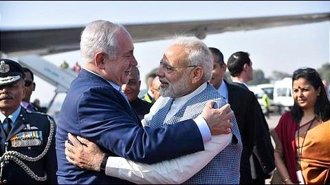Israeli PM Benjamin Netanyahu's six-day India visit