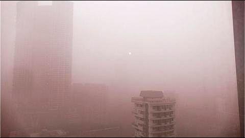 Air quality reaches hazardous levels in Mumbai