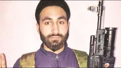AMU suspends research scholar suspected to have joined Hizbul Mujahideen