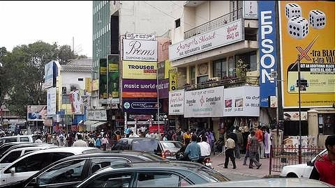 Bengaluru's Majestic: Old shops facing competition from malls
