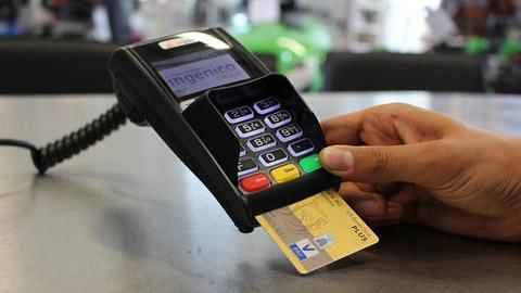 Paying digitally leads to double transaction time