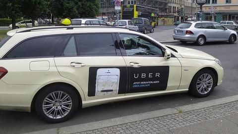 UberHIRE launched in 9 Indian cities