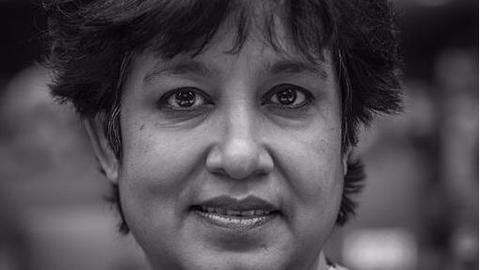 Taslima Nasrin pushes for Uniform Civil Code