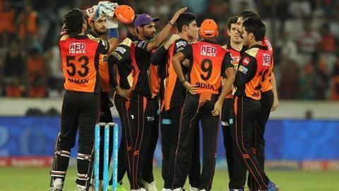 IPL 10: SRH vs DD - Updates!