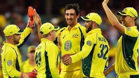 2017 ICC Champions Trophy - Teams!