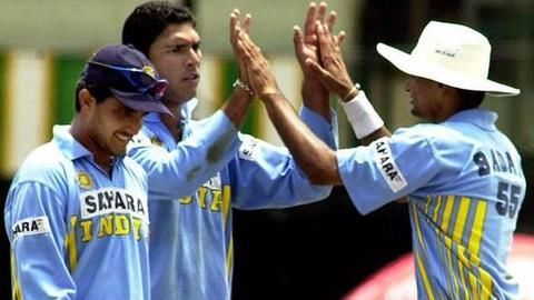 India's 2000 Champions Trophy Squad: Where are they now?