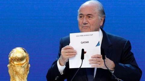 FIFA's investigation documents leaked; allege corruption
