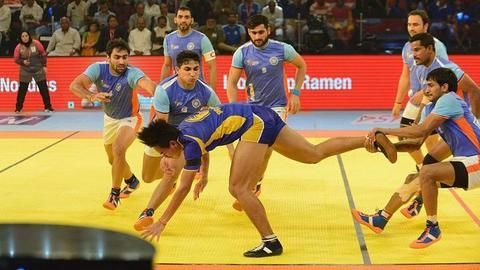 Best raiders in the Pro Kabaddi League
