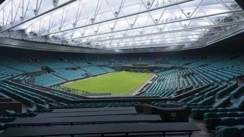 Records broken at Wimbledon 2017