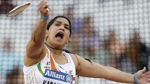 Karamjyoti Dalal wins another medal for India