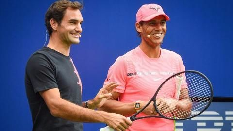 US Open: Rafael Nadal safely moves into the second round