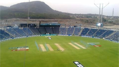 Pune groundsman suspended over match fixing allegations before NZ's ODI with India
