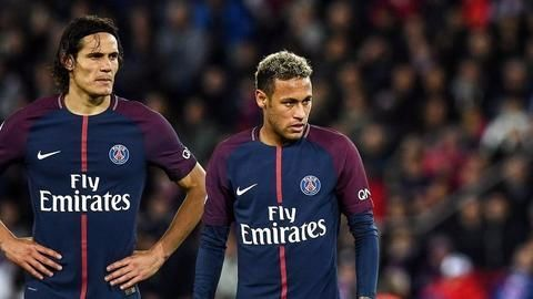 PSG's top stars in penalty-kick row