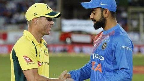 India-Australia 3rd T20I, Probable XI