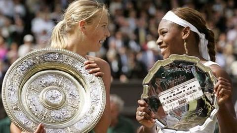 Sharapova's remarks on Serena in new memoir