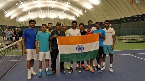 Davis Cup World Group Playoff: Canada vs India