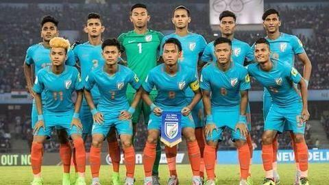 FIFA U-17 World Cup : India vs Colombia