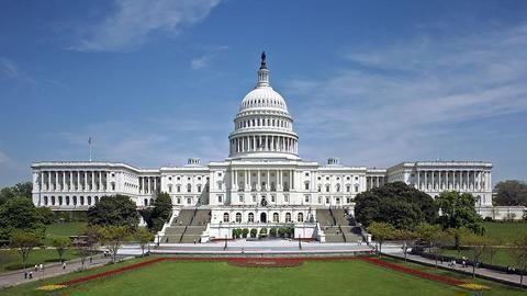 Top US Senate Republican says lawmakers eyeing short-term spending bill